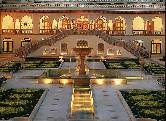 Voyage culturel et sejour asie for Top design hotels india